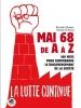 mai 68,révolte,rêve,rebellion